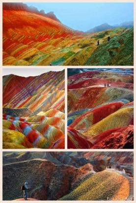 gunung-warna-warni
